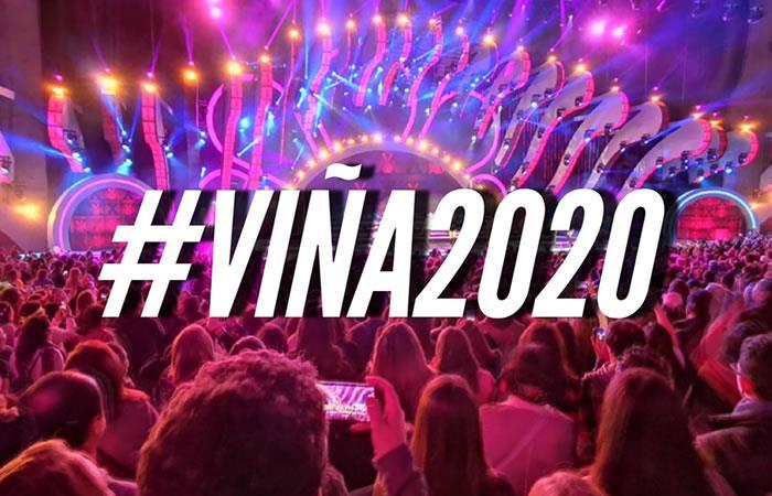 Cancelan la gala del Festival de Viña del Mar 2020. Foto: Twitter @Elfestival