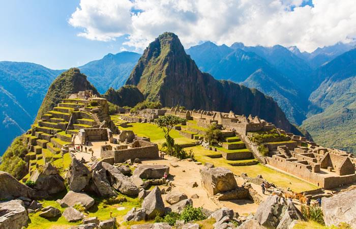 Machu Picchu es uno de los destinos turísticos más visitados en Perú. Foto: Shutterstock