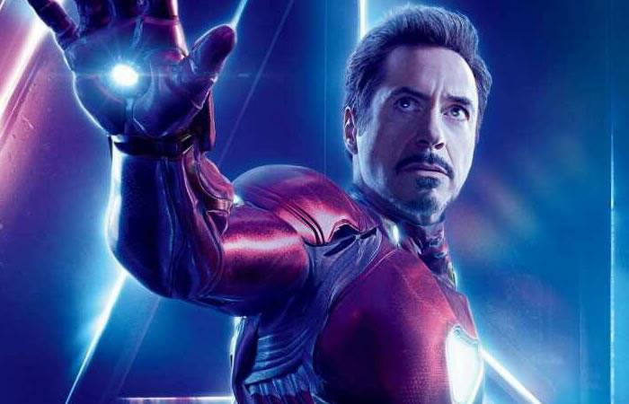 Robert Downey Jr. no descarta la posibilidad de volver a interpretar a Iron Man. Foto: Twitter @PalomitasconGEr