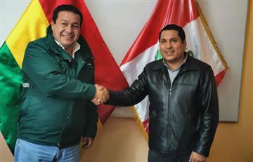 Bolivia y Perú acuerdan dar continuidad al comercio exterior entre ambos países