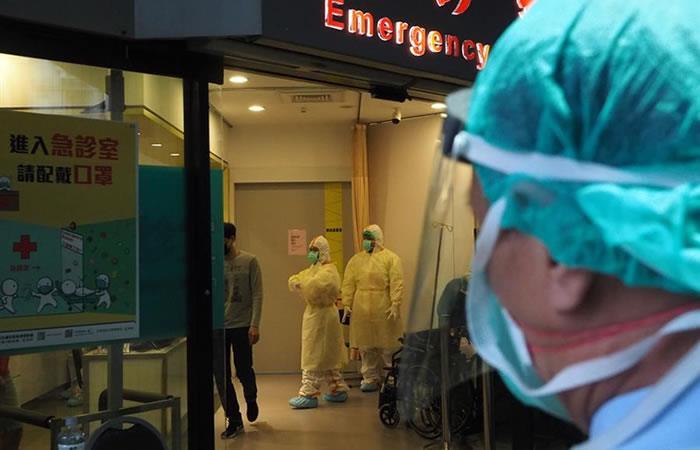 Varias provincias han elevado al máximo la alerta sanitaria. Foto: EFE.