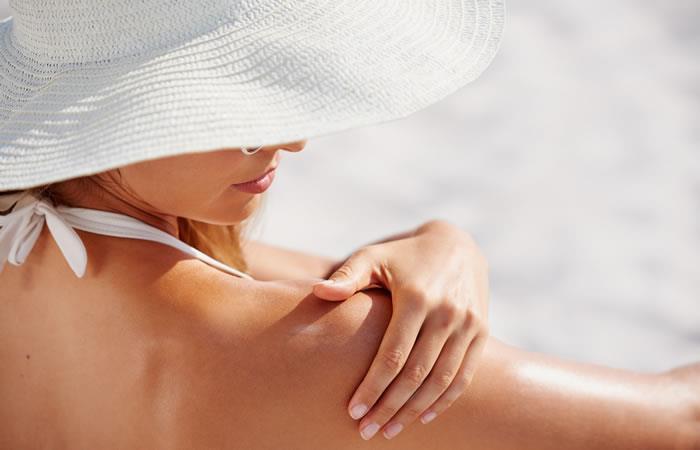 Protege tu piel del sol. Foto: Shutterstock.