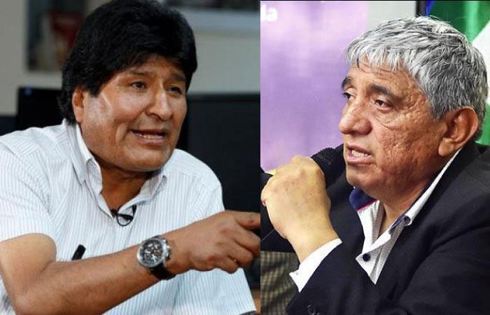Un nuevo escándalo de corrupción para Evo Morales. Foto: Twitter