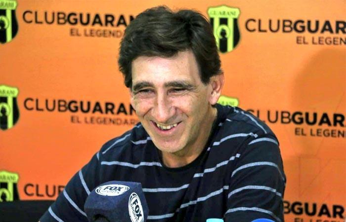 Gustavo Costas se refirió al partido ante San José de Oruro. Foto: Twitter