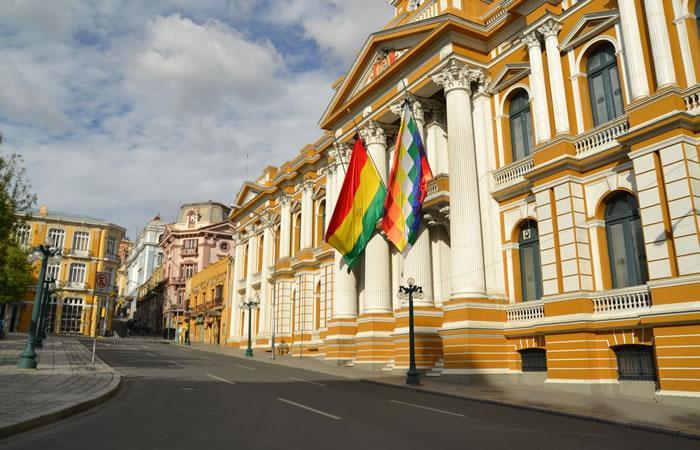 Tensión política en Bolivia. Foto: Shutterstock.
