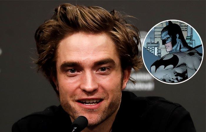 Robert Pattinson será el nuevo Batman. Foto: EFE/Twitter