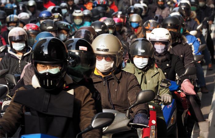 El 99% de los casos de coronavirus se presenta en China. Foto: EFE