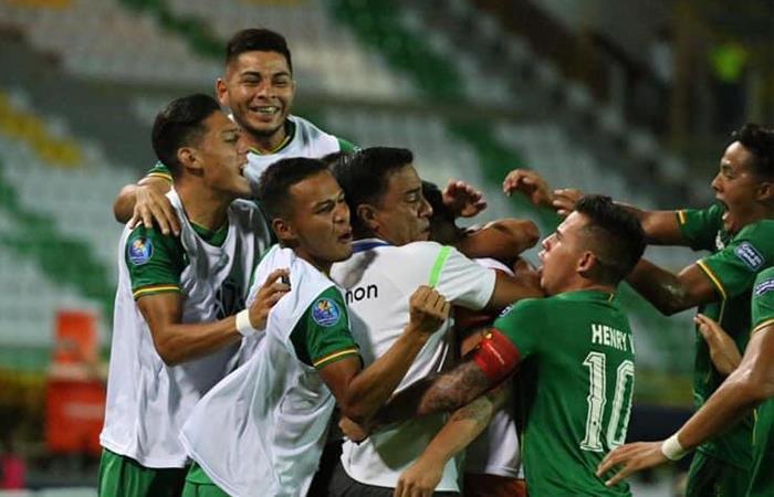 Bolivia se prepara para luchar por un cupo a los Juegos Olímpicos. Foto: Twitter
