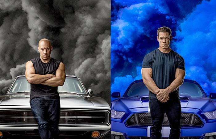 En esta nueva entrega, los hermanos Toretto se enfrentarán. Foto: Twitter @TheFastSaga