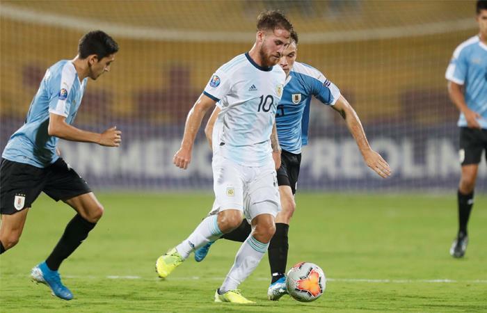 Argentina venció a Uruguay y sueña con llegar a Tokio 2020