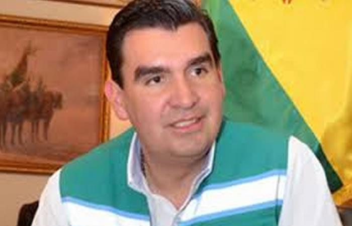 Leyes retomará su labor como alcalde. Foto: Twitter