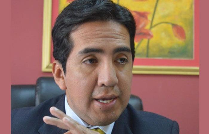 Cuestionó a la ONU por su labor durante el gobierno Morales. Foto: Twitter