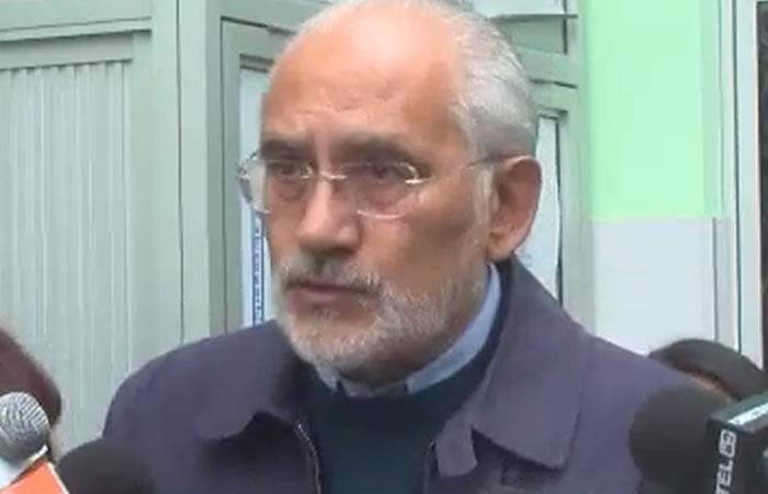 Ex candidato a la Presidencia de Bolivia, Carlos Mesa. Foto: Twitter