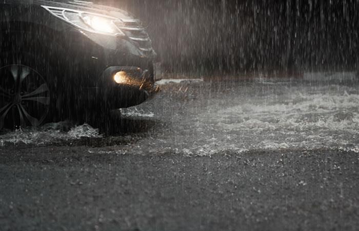 Temporada de lluvias en Bolivia. Foto: Shutterstock