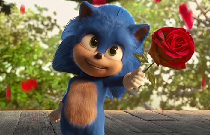 Sonic tendrá la voz de Ben Schwartz y también estará de la mano de Jim Carrey. Foto: Twitter