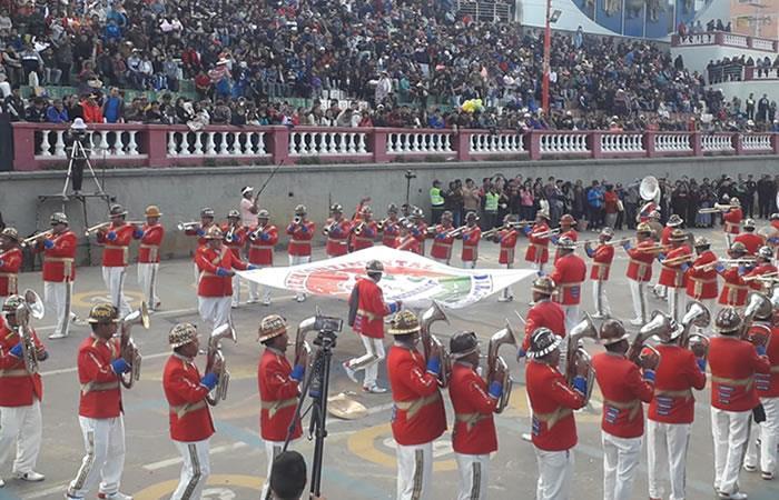XIX Festival Nacional de Bandas. Foto: ABI