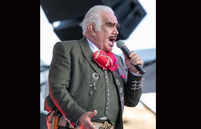 Vicente y sus 80 años de vida. Foto: Instagram