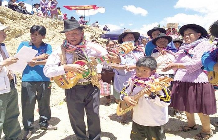 "Carnaval ""Chuta"" como patrimonio Cultural e Intangible. Foto: ABI"