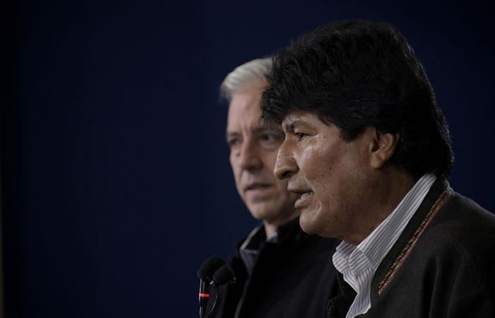 Expresidente de Bolivia, Evo Morales. Foto: ABI.