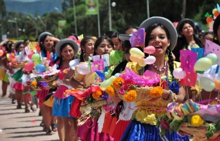 Las fiestas del carnaval generaron buen movimiento económico. Foto: ABI