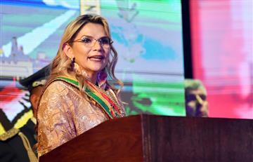 Presidenta Áñez garantiza $us 100 millones para obras de desarrollo en El Alto