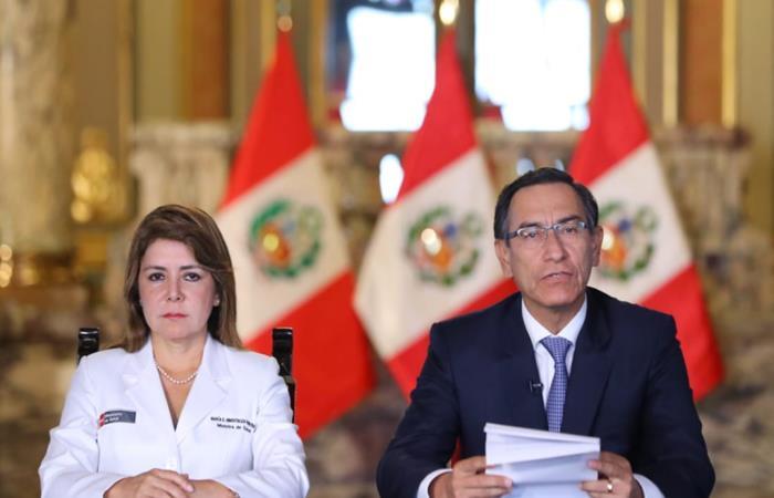 Perú confirma su primer caso de coronavirus. Foto: Twitter