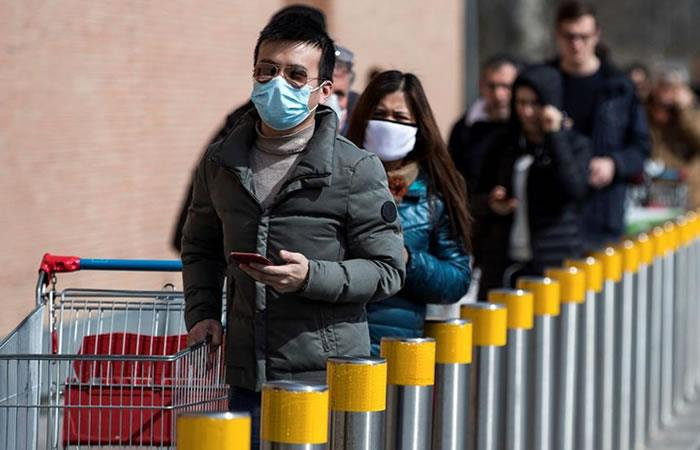 Las autoridades siguen tomando medidas para evitar aun más su propagación. Foto: EFE