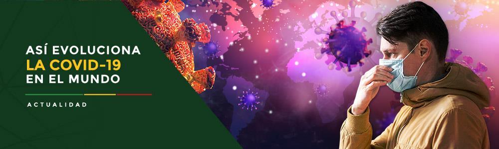 Coronavirus en Bolivia y el mundo