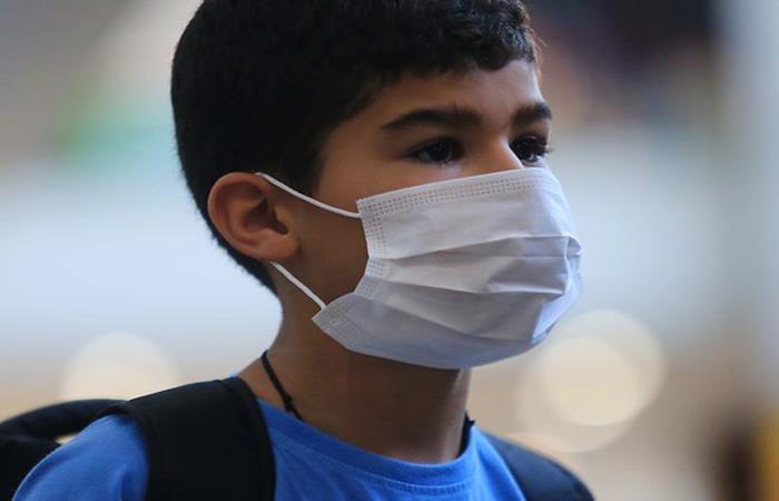 Niños inmunes ante el coronavirus. Foto: ABI