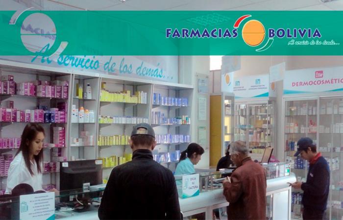 Departamento de Salud toman medidas ante elevación de precios. Foto: ABI