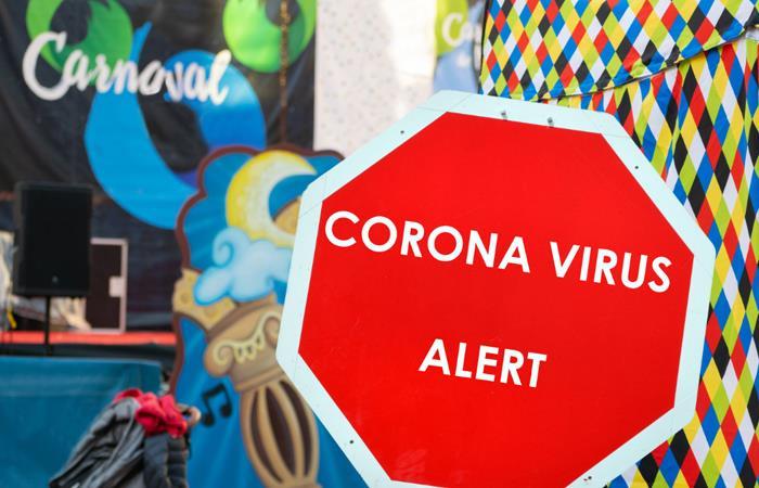 Cancelan eventos por tema de coronavirus. Foto: Shutterstock