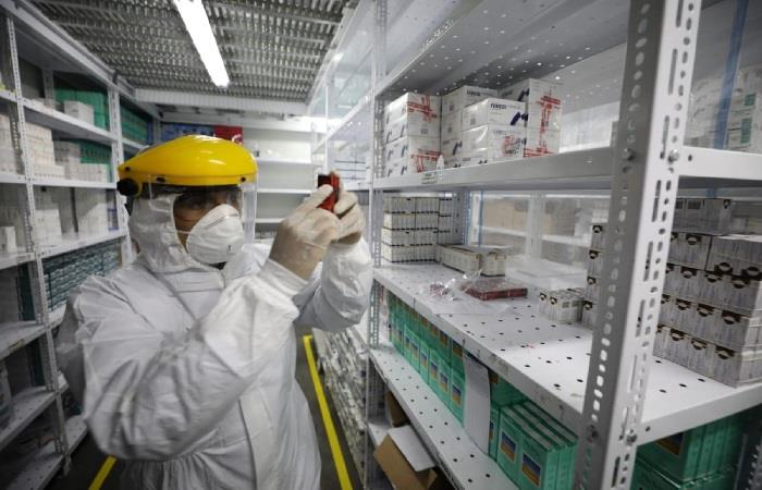 10 confirmados y 42 casos sospechosos de coronavirus. Foto: ABI.