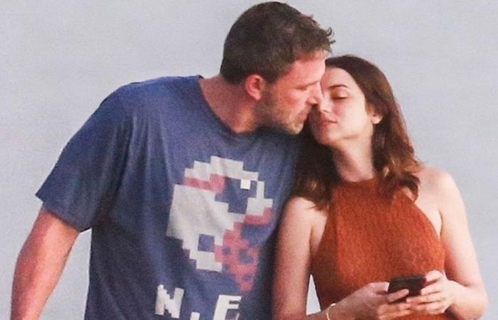 Fotos evidencian amor entre dos actores reconocidos. Foto: Twitter