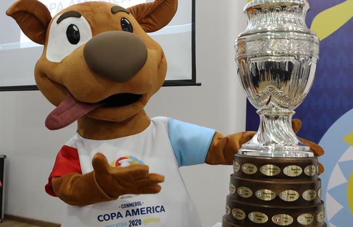 Copa América suspendida por COVID-19. Foto: EFE