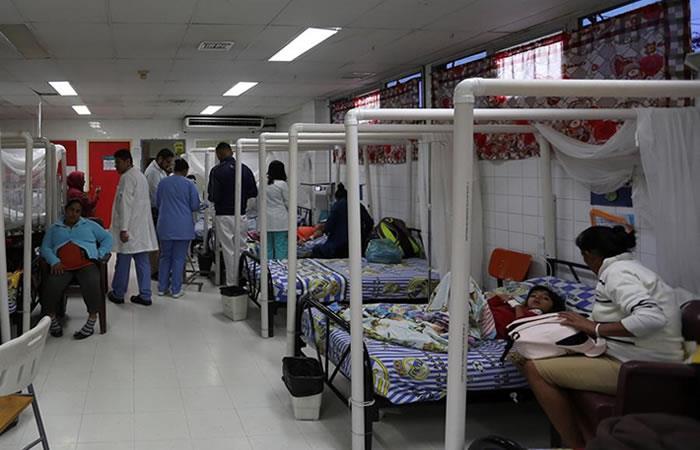 """Los Gobiernos americanos dan una respuesta conjunta para evitar una """"sobrecarga"""" de los sistemas de salud. Foto: EFE"""