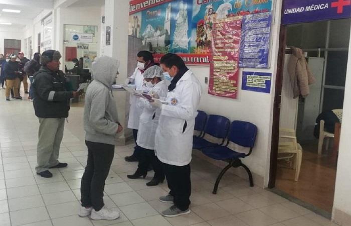 El viernes no se cumplió orden de cuarentena en Cochabamba. Foto: ABI