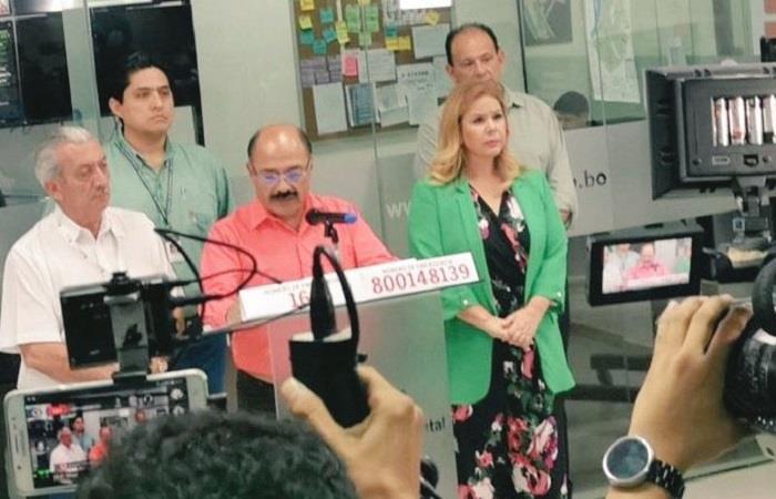Nuevos casos de coronavirus en Santa Cruz. Foto: ABI