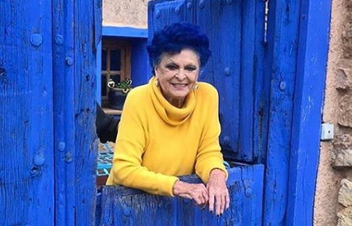 Lucía fallece a sus 89 años. Foto: Instagram @miguelbose