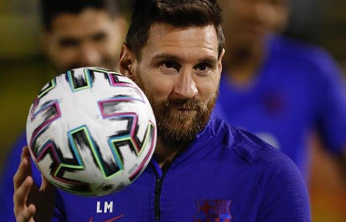Messi dona un millón de euros mediante lucha por el COVID-19. Foto: Instagram@Leomessi
