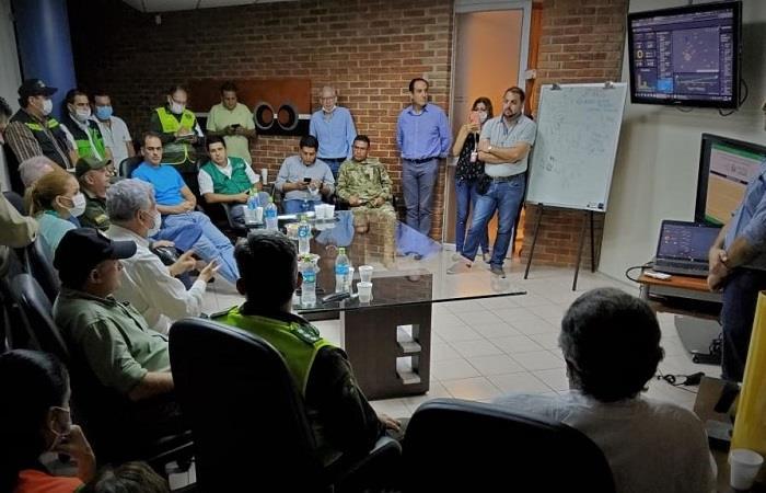 Bolivia crea primer mapa para combatir COVID-19. Foto: ABI