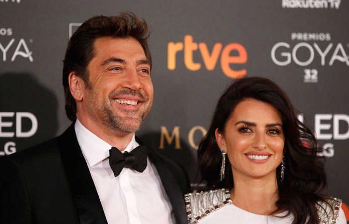 Una gran donación de los actores Javier Bardem y Penélope Cruz. Foto: EFE