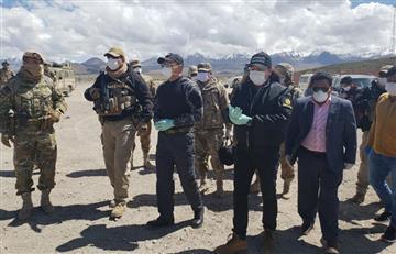 Bolivia no abre su frontera para el ingreso de 150 bolivianos desde Chile
