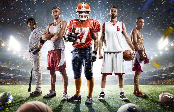 Equipos favoritos para este año en cada deporte. Foto: Shutterstock.