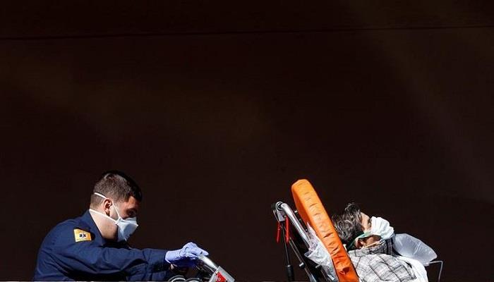 Coronavirus una pandemia que crece cada vez más. Foto: EFE