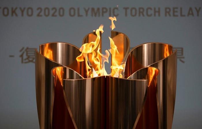 Llama Olímpica simbolo de esperanza,fe, amor y paz. Foto: Twitter