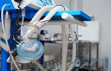 Las máquinas respiratorias se han convertido en un gran elemento ante el COVID-19