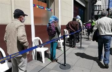 El pago de canasta familiar inicio hoy en Bolivia con una inversión de Bs 430 millones