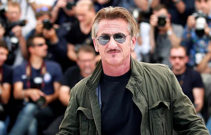 Actor y director Sean Penn. Foto: EFE.
