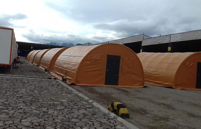 Campamento Tata Santiago. Foto: ABI.