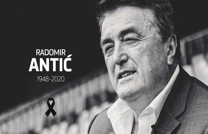 Fútbol en luto, tras la muerte de una gran leyenda. Foto: Twitter